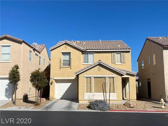 5226 Soledad Summit Avenue, Las Vegas, NV 89139 (MLS #2173787) :: Signature Real Estate Group