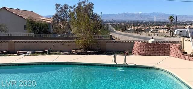 395 Radwick Drive, Las Vegas, NV 89110 (MLS #2173802) :: Performance Realty
