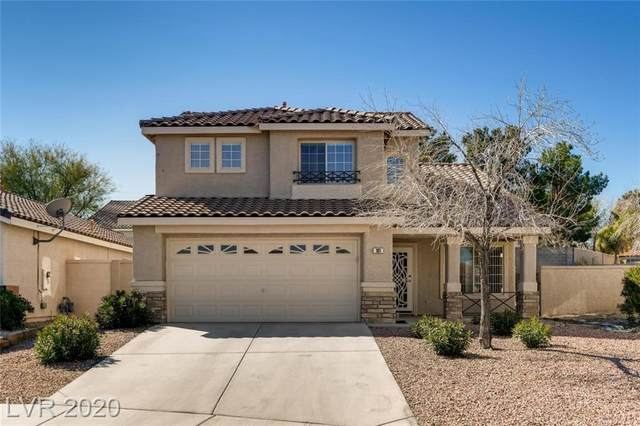 101 Tanglewood, Henderson, NV 89012 (MLS #2173847) :: The Lindstrom Group
