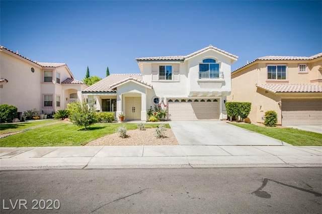 2337 Honeybee Meadow, Las Vegas, NV 89134 (MLS #2173865) :: Trish Nash Team