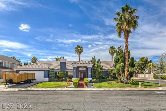 308 La Rue, Las Vegas, NV 89145 (MLS #2173866) :: Trish Nash Team