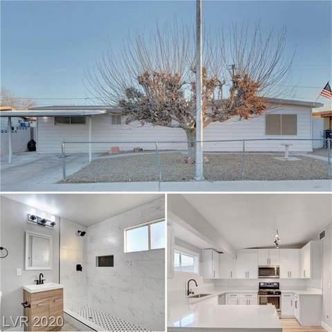 601 Alexander, Las Vegas, NV 89106 (MLS #2173871) :: Signature Real Estate Group