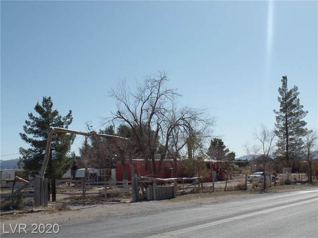 950 Osage Street, Sandy Valley, NV 89019 (MLS #2173874) :: Signature Real Estate Group
