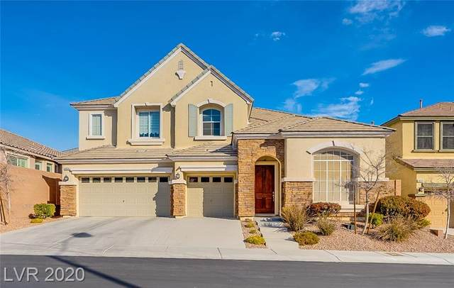 10224 Radcliffe Peak, Las Vegas, NV 89166 (MLS #2173878) :: Vestuto Realty Group