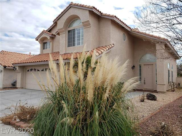 2000 Scenic Sunrise, Las Vegas, NV 89117 (MLS #2173879) :: Vestuto Realty Group