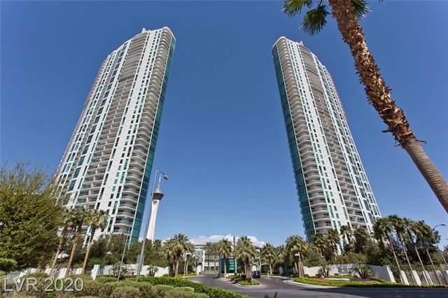 222 Karen Avenue #1007, Las Vegas, NV 89109 (MLS #2173888) :: Helen Riley Group | Simply Vegas