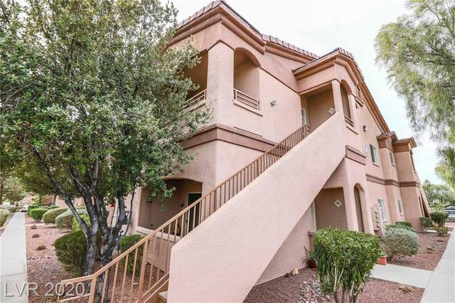 5751 Hacienda Avenue #208, Las Vegas, NV 89122 (MLS #2173901) :: Signature Real Estate Group