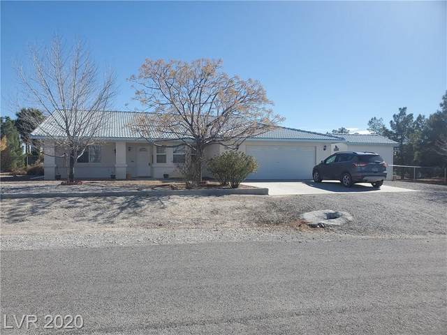 2481 S Tecumseh, Pahrump, NV 89048 (MLS #2173924) :: Trish Nash Team