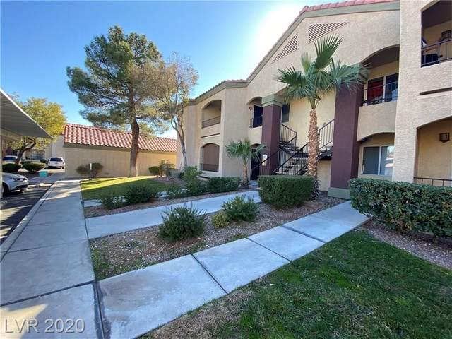7885 Flamingo Road #2113, Las Vegas, NV 89147 (MLS #2173945) :: Billy OKeefe | Berkshire Hathaway HomeServices