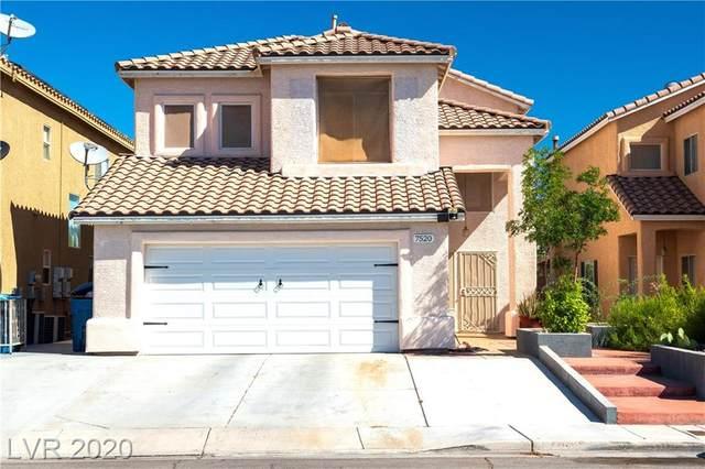 7520 Frontier Ranch Lane, Las Vegas, NV 89113 (MLS #2173981) :: Signature Real Estate Group
