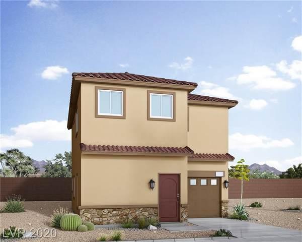 8773 Belle Castle Court Lot 44, Las Vegas, NV 89148 (MLS #2173988) :: Signature Real Estate Group