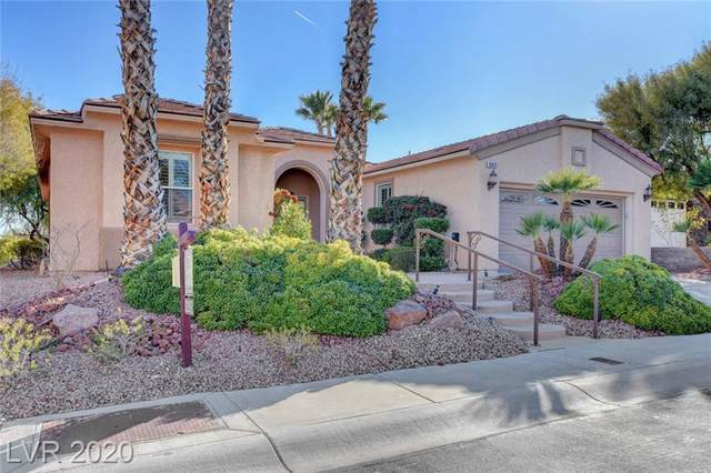 10431 Profondo, Las Vegas, NV 89135 (MLS #2173999) :: The Lindstrom Group