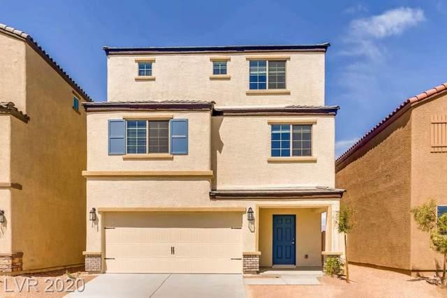 4327 Panther Cove Drive, Las Vegas, NV 89115 (MLS #2174041) :: Signature Real Estate Group