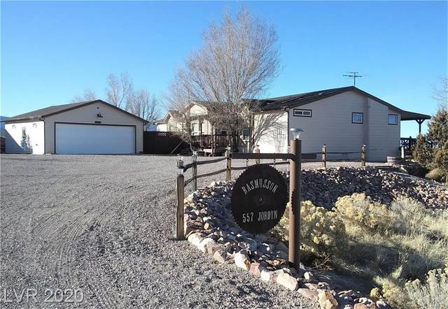 557 Jordyn, Pioche, NV 89043 (MLS #2174077) :: Trish Nash Team