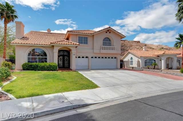 906 Alta Oaks Drive, Henderson, NV 89014 (MLS #2174098) :: Signature Real Estate Group