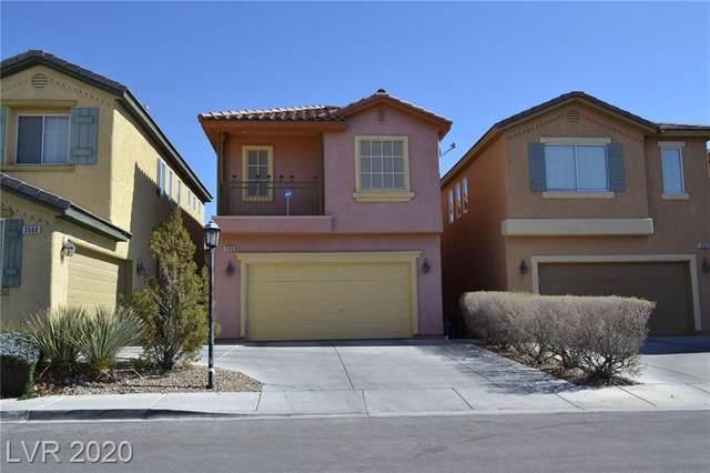 3586 Water Song Drive, Las Vegas, NV 89147 (MLS #2174141) :: Signature Real Estate Group