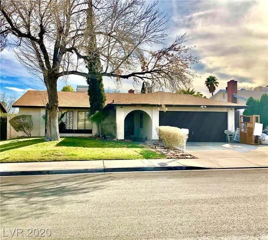 6623 Larchwood, Las Vegas, NV 89103 (MLS #2174149) :: Signature Real Estate Group