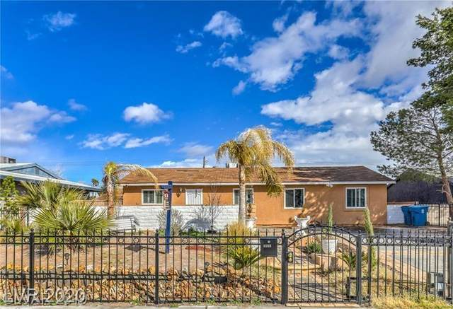 4508 Hillcrest, Las Vegas, NV 89103 (MLS #2174164) :: Signature Real Estate Group