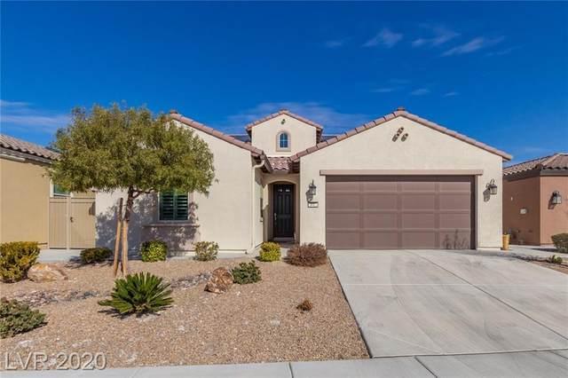 3612 Corte Bella Hills Avenue, North Las Vegas, NV 89081 (MLS #2174178) :: Signature Real Estate Group