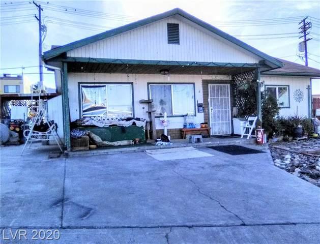 6 Utah, Henderson, NV 89015 (MLS #2174199) :: Signature Real Estate Group