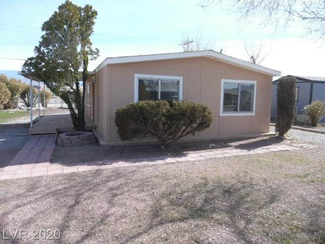1241 S Comstock, Pahrump, NV 89048 (MLS #2174206) :: Hebert Group | Realty One Group