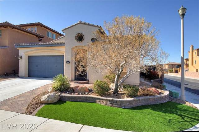 1029 Via Dupre, Henderson, NV 89011 (MLS #2174208) :: Signature Real Estate Group
