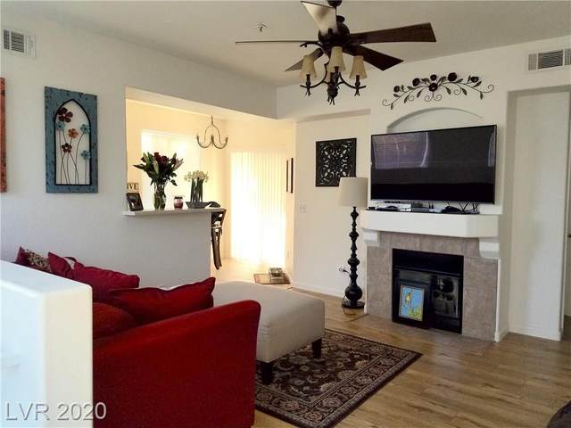 9050 Warm Springs Road #2007, Las Vegas, NV 89148 (MLS #2174223) :: Signature Real Estate Group