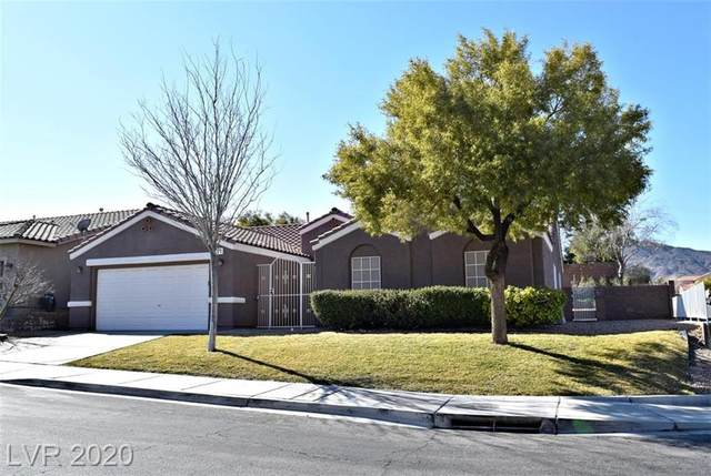 1071 Silver Star, Henderson, NV 89002 (MLS #2174254) :: Signature Real Estate Group