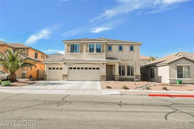 615 Marsh Creek, Henderson, NV 89002 (MLS #2174259) :: Signature Real Estate Group