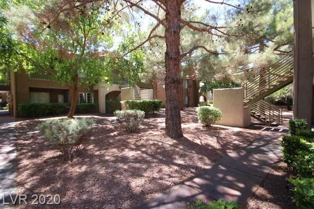 7631 Tackle #103, Las Vegas, NV 89128 (MLS #2174294) :: Trish Nash Team