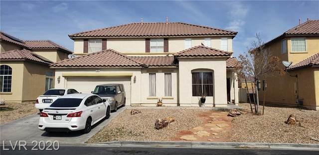 24 Goldleaf Falls, North Las Vegas, NV 89031 (MLS #2174307) :: Trish Nash Team