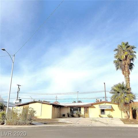 4404 Hillcrest, Las Vegas, NV 89102 (MLS #2174313) :: Signature Real Estate Group