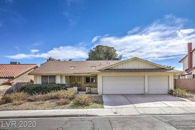 3675 Terrace, Las Vegas, NV 89120 (MLS #2174341) :: Signature Real Estate Group