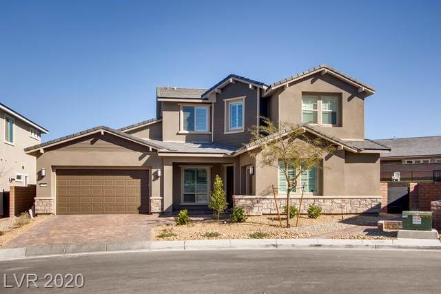 2700 Orange Sky, Las Vegas, NV 89138 (MLS #2174343) :: Trish Nash Team