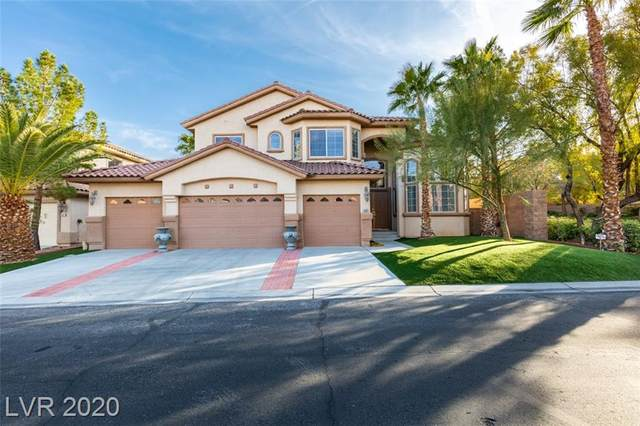 5509 San Florentine, Las Vegas, NV 89141 (MLS #2174350) :: Signature Real Estate Group
