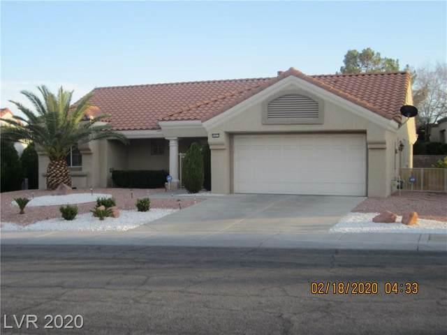 9601 Sundial Drive, Las Vegas, NV 89134 (MLS #2174353) :: Signature Real Estate Group