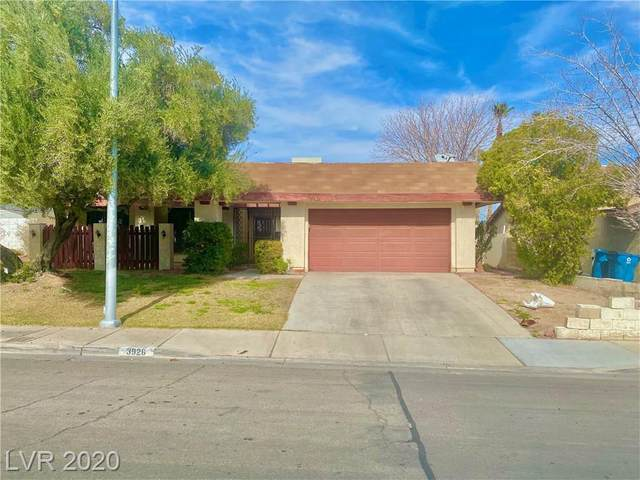 3926 Reno Avenue, Las Vegas, NV 89120 (MLS #2174354) :: Jeffrey Sabel