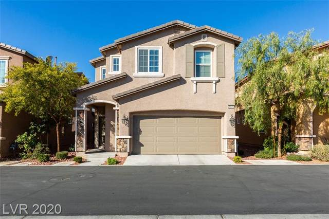 8145 Begonia Blush, Las Vegas, NV 89166 (MLS #2174373) :: Performance Realty
