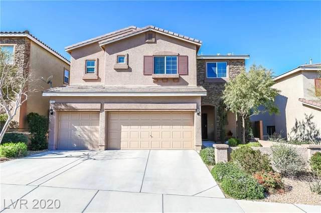 153 Kirkton, Henderson, NV 89014 (MLS #2174378) :: Signature Real Estate Group