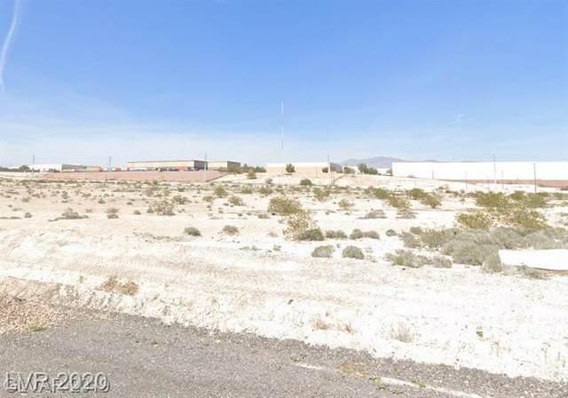 Lot 43 Reverend Wilson, North Las Vegas, NV 89030 (MLS #2174408) :: Trish Nash Team