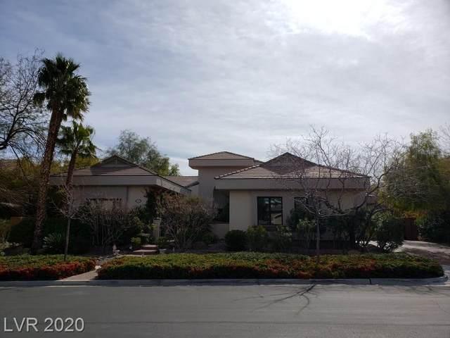 408 St Andrews, Las Vegas, NV 89144 (MLS #2174412) :: Trish Nash Team