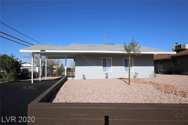 111 Pacific Avenue, Henderson, NV 89015 (MLS #2174431) :: The Lindstrom Group