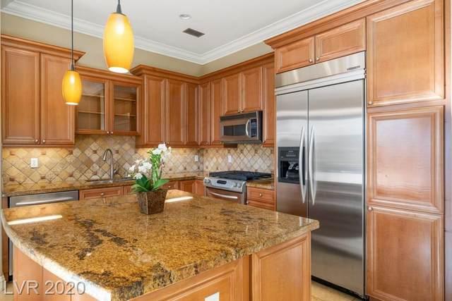 30 Via Vasari #103, Henderson, NV 89011 (MLS #2174432) :: Billy OKeefe | Berkshire Hathaway HomeServices