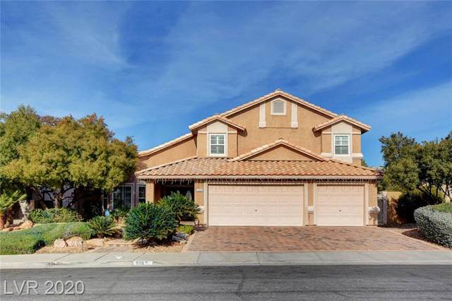 938 River Mountain Drive, Henderson, NV 89015 (MLS #2174437) :: Performance Realty