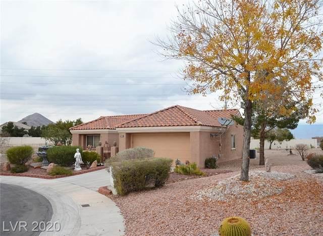 3108 NW Bangor Court, Las Vegas, NV 89134 (MLS #2174449) :: Signature Real Estate Group
