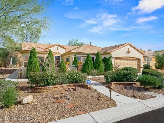 2078 Oliver Springs Street, Henderson, NV 89052 (MLS #2174464) :: Signature Real Estate Group