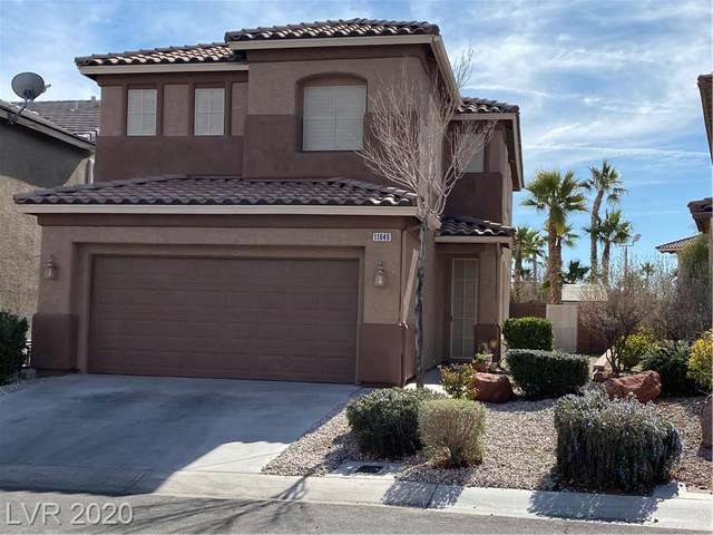 11649 Royal Derwent, Las Vegas, NV 89138 (MLS #2174472) :: Trish Nash Team