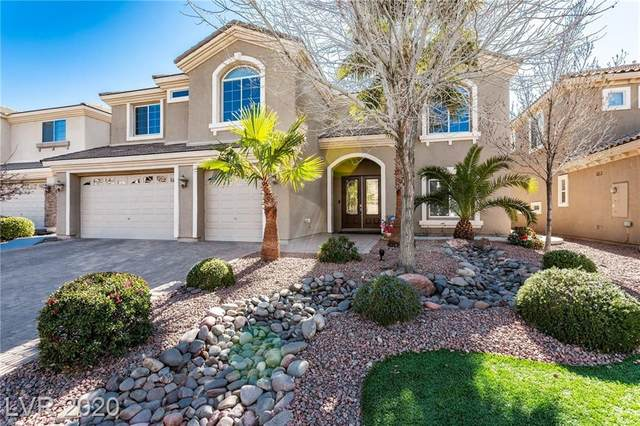 2785 Mingary, Henderson, NV 89044 (MLS #2174498) :: The Lindstrom Group