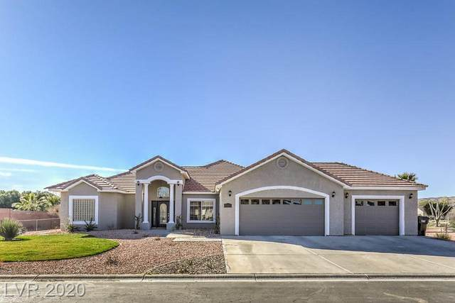 1985 Clover Hollow, Logandale, NV 89021 (MLS #2174530) :: The Lindstrom Group