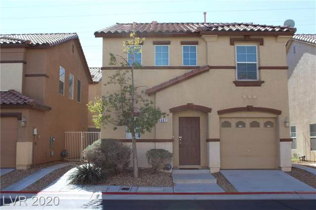 687 Porchtown, Las Vegas, NV 89183 (MLS #2174533) :: The Lindstrom Group